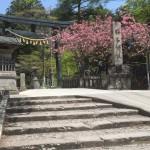 GWに榛名神社・榛名湖に行ってきたとさ。